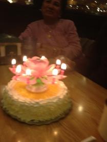 I think I like the old fashion candles