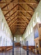 In an Abbey