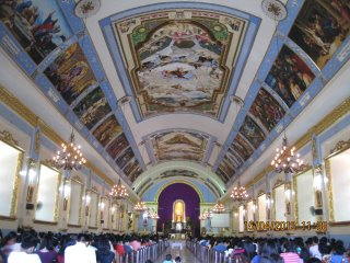 Roman Catholic Church in Candon, Ilocos Sur, Philippines