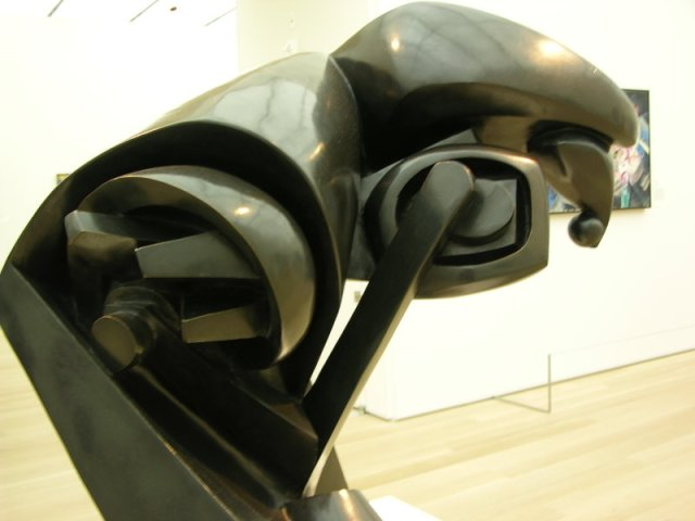 Horse by Raymond Duchamp Villon - bronze