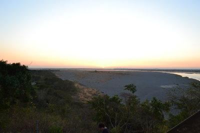 Sunset over Nagpanaoan