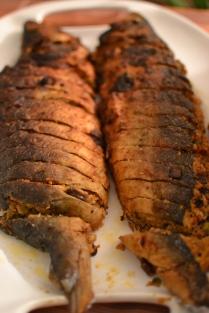 Fish relleno