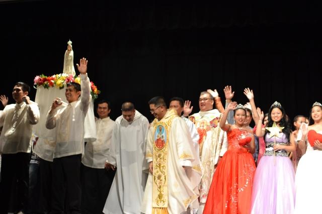 A religious festivity - Santacruzan