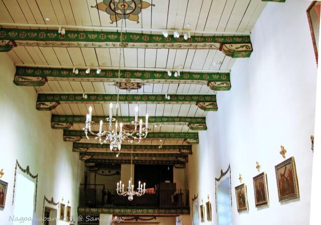 Mission San Juan Capistrano Chapel