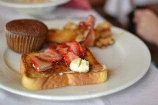 Mia's breakfast