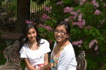 Mia and Alyssa