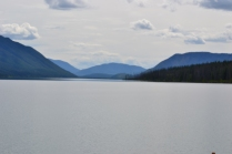 The south end of Lake McDonald