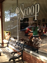 Daily Scoop ice cream parlor