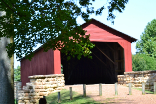 St. Mary's River covered bridge