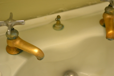 Copper faucets