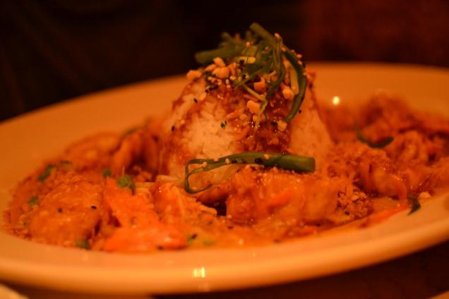 Bang-bang Chicken/Shrimp