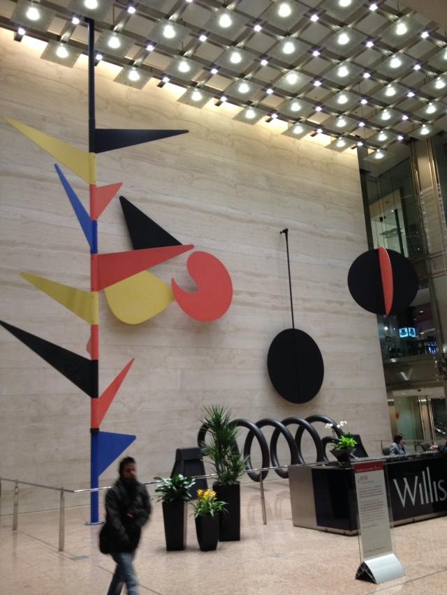 The Universe by Alexander Calder
