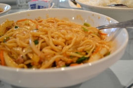 Noodles for long life