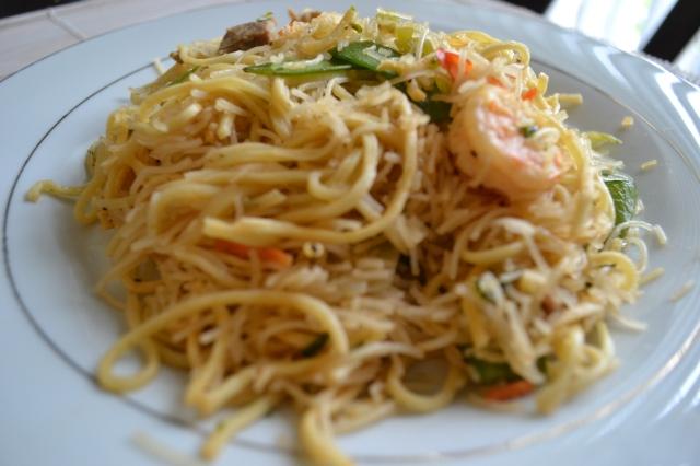 My favorite noodle dish