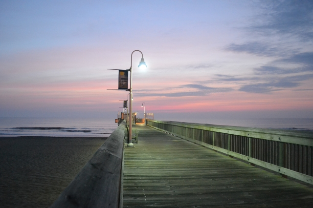 Little North Pier @ Sandbridge, Virginia Beach