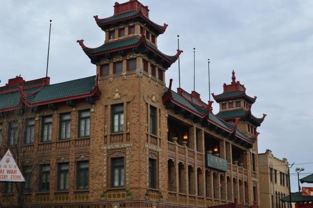Chinatown landmark